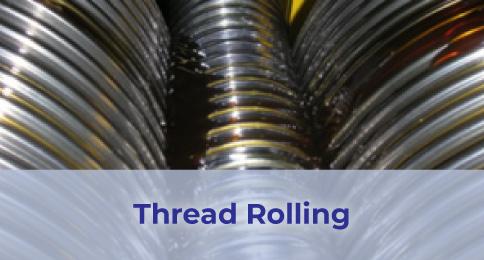 Thread Rolling